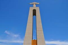 Die Statue von Christus. Stockfoto