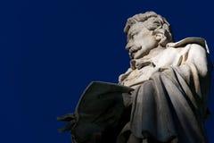 Gheorghe LazÄr Statue Stockfotografie