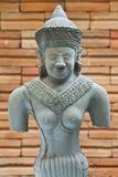 Die Statue von INDRA. Lizenzfreies Stockfoto