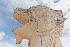 Die Statue von Lanna Art singha Stockfotos