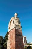 Die Statue von Lenin Stockfotos