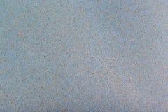Die Steinbeschaffenheit, Blau gefärbt Stockfotografie