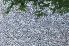 Die Steinwände Stockbilder