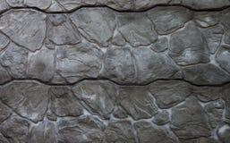 Die Steinwand Lizenzfreies Stockbild