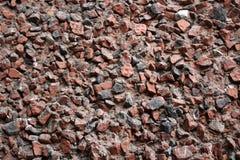 Die stoun Wand die Maurerarbeit von stoun Wand Stockfoto