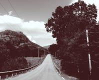 Die Straße 2 stockfoto