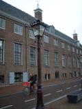 Die Straße von Amsterdam lizenzfreies stockfoto