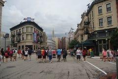Die Straße zum ethernity Lizenzfreies Stockfoto