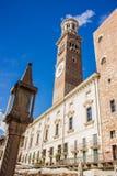 Die Straßen und die Architektur von Verona, Italien Touristisch, Reise lizenzfreie stockfotos