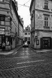 Die Straßen von altem Prag. Lizenzfreie Stockfotos