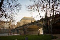 Die Straßen von Prag Lizenzfreie Stockfotos