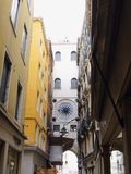 Die Straßen von Venedig Stockfoto