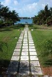 Die Straße zur Verbindung Lizenzfreies Stockfoto
