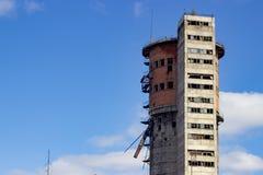 Die Struktur des industriellen Zweckes Lizenzfreies Stockbild