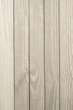 Die strukturierte Holzoberfläche der beige Farbe Lizenzfreies Stockbild