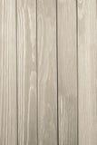 Die strukturierte Holzoberfläche der beige Farbe Stockfotografie