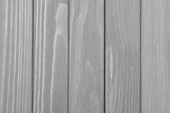 Die strukturierte Holzoberfläche der grauen Farbe Stockfoto