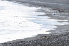 Die Szene der Küste stockfoto