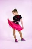 Die Tänzerin Stockbild
