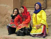 Die Tänzerinnen, der Iran lizenzfreies stockbild