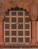 Die Tür. Stockfoto
