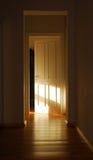 Die Tür Stockbild