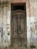 Die Tür Stockfotografie