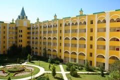 Die Türkei. Antalya. Hotelkremlin-Palast Lizenzfreie Stockfotos