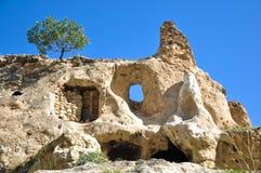 Die Türkei, Cappadocia Goreme Stockbild