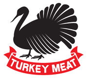 Die Türkei-Fleisch Stockfotografie