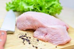 Die Türkei-Fleisch Lizenzfreie Stockfotos