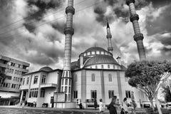 Die Türkei, Konakli, im Mai 2017 Stockbild