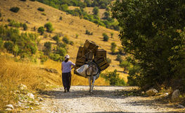 Die Türkei Tunceli stockfoto