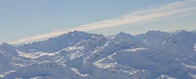 Die Türkei, zentraler Taurus Mountains, Ansicht Aladaglar (Anti-Stier) von der Hochebene Edigel (Yedi Goller) stockfotos