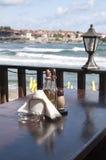 Die Tabelle in Ñafe 1 Stockfotos