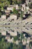 Die tajikistan-Natur. Stockbilder