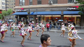 Die 2013 Tanz-Parade New York 13 Lizenzfreies Stockbild