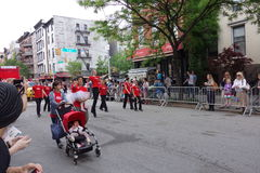 Die 2014 Tanz-Parade New York 2 Lizenzfreie Stockfotos