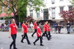 Die 2014 Tanz-Parade New York 3 Lizenzfreie Stockbilder