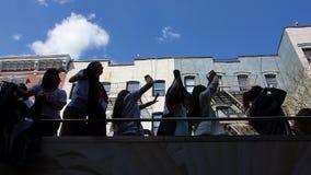 Die 2014 Tanz-Parade New York 37 Lizenzfreies Stockbild