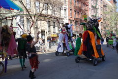 Die 2014 Tanz-Parade New York 40 Lizenzfreies Stockfoto
