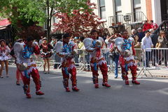 Die 2014 Tanz-Parade New York 235 Stockfoto