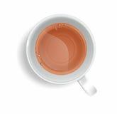 Die Tasse Tee Illustration Lizenzfreie Stockfotos