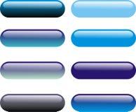 Die Taste für Ihren Text Lizenzfreie Stockbilder