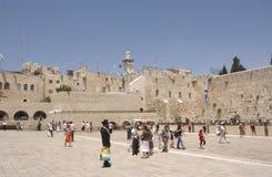 DIE TEMPEL-MONTIERUNG IN JERUSALEM Lizenzfreie Stockfotografie