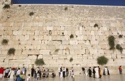 DIE TEMPEL-MONTIERUNG IN JERUSALEM Lizenzfreie Stockfotos