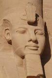 Die Tempel von Abu Simbel in Ägypten Stockfotografie
