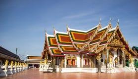 Die Tempelkirche ist der Anker des buddhistischen Verstandes Lizenzfreie Stockbilder