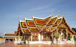 Die Tempelkirche ist der Anker des buddhistischen Verstandes Stockfoto