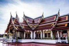 Die Tempelkirche ist der Anker des buddhistischen Verstandes Lizenzfreie Stockfotografie